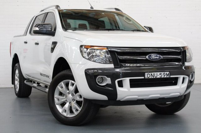 Used Ford Ranger Wildtrak Double Cab, Hamilton, 2014 Ford Ranger Wildtrak Double Cab Utility