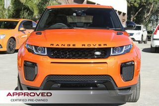 2017 Land Rover Evoque TD4 180 HSE Dynamic Wagon.