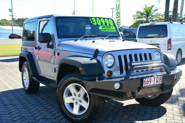 Discounted Used Jeep Wrangler Sport, Southport, 2013 Jeep Wrangler Sport Softtop