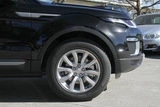 2017 Land Rover Evoque TD4 150 SE Wagon.