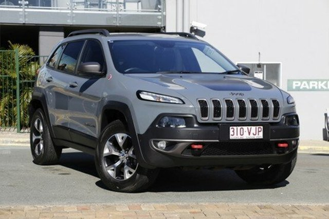 Used Jeep Cherokee Trailhawk, Moorooka, Brisbane, 2014 Jeep Cherokee Trailhawk Wagon