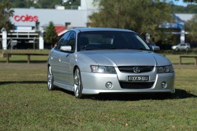 Used Holden Commodore SV6, Lismore, 2004 Holden Commodore SV6 Sedan