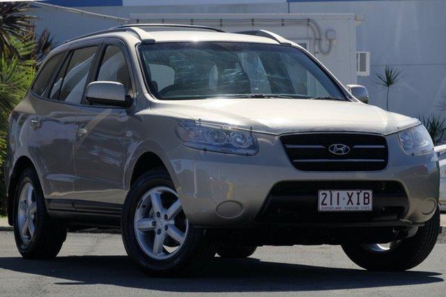 Used Hyundai Santa Fe SX, Bowen Hills, 2008 Hyundai Santa Fe SX Wagon