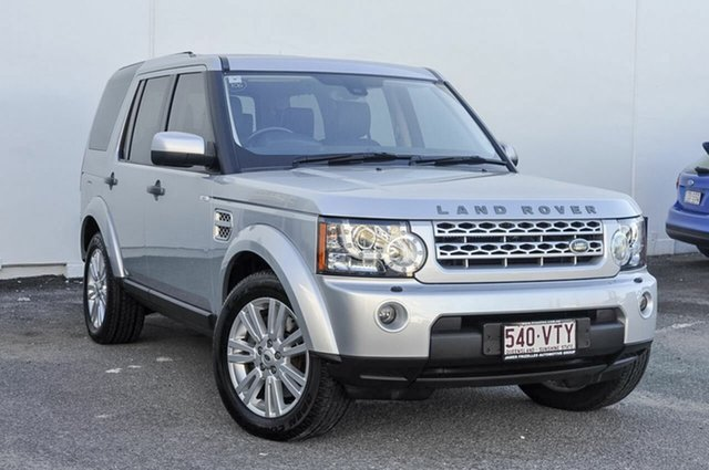 Used Land Rover Discovery 4 SDV6 CommandShift SE, Southport, 2011 Land Rover Discovery 4 SDV6 CommandShift SE Wagon