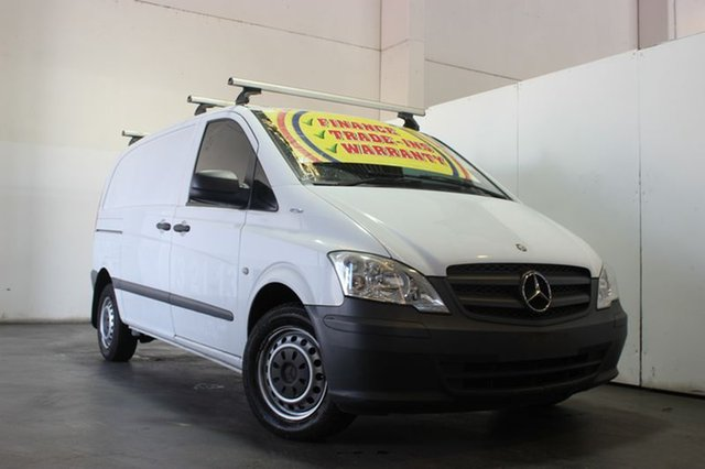 Used Mercedes-Benz Vito 113CDI SWB, Underwood, 2012 Mercedes-Benz Vito 113CDI SWB Van