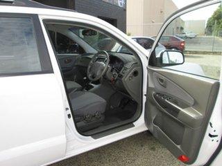 2007 Hyundai Tucson City Wagon.