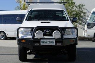 Used Toyota Hilux SR, Robina, 2011 Toyota Hilux SR KUN26R MY10 Cab Chassis