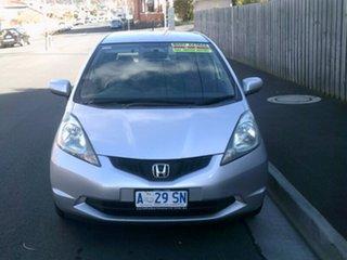 2009 Honda Jazz GLi Hatchback.