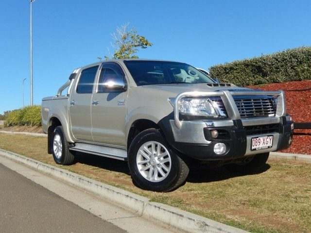 Discounted Used Toyota Hilux SR5 Double Cab, 2013 Toyota Hilux SR5 Double Cab Utility