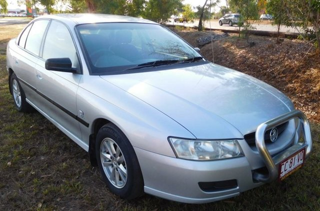 Used Holden Commodore VZ Executive, 2004 Holden Commodore VZ Executive Silver 4 Speed Automatic Sedan