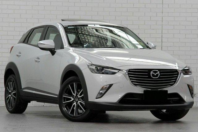 New Mazda CX-3 Akari SKYACTIV-Drive i-ACTIV AWD, Cheltenham, 2018 Mazda CX-3 Akari SKYACTIV-Drive i-ACTIV AWD Wagon