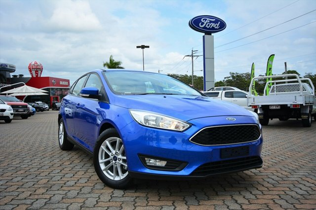 Discounted Demonstrator, Demo, Near New Ford Focus Trend, Southport, 2017 Ford Focus Trend Hatchback