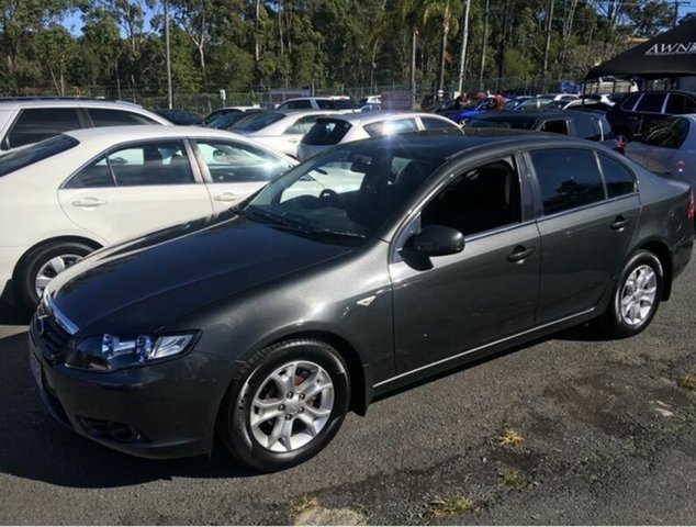Discounted Used Ford Falcon G6, Katherine, 2008 Ford Falcon G6 Sedan