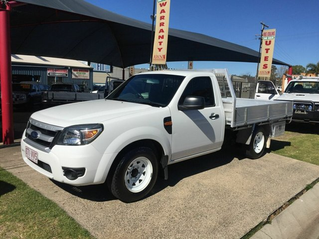 Discounted Used Ford Ranger XL (4x2), Toowoomba, 2010 Ford Ranger XL (4x2) Cab Chassis