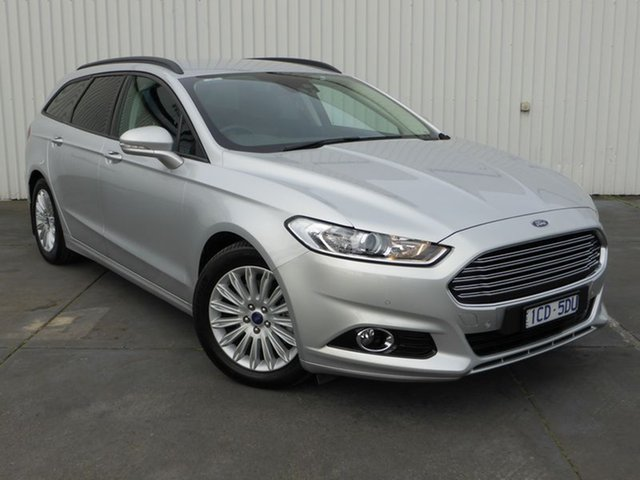 Used Ford Mondeo Trend Tdci, Sebastopol, 2015 Ford Mondeo Trend Tdci Wagon