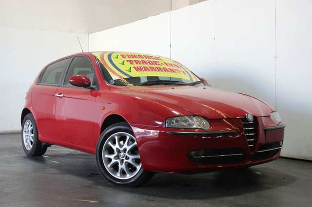Used Alfa Romeo 147 2.0 Twin Spark, Underwood, 2004 Alfa Romeo 147 2.0 Twin Spark Hatchback