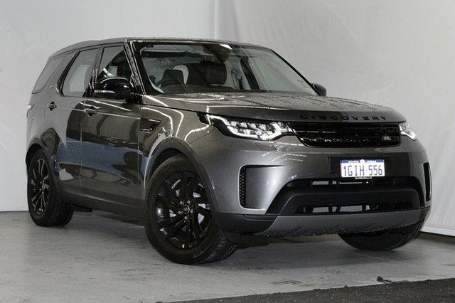 Demonstrator, Demo, Near New Land Rover Discovery SD4 SE, Osborne Park, 2017 Land Rover Discovery SD4 SE Wagon