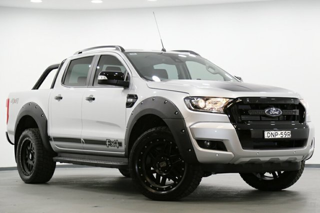 Demonstrator, Demo, Near New Ford Ranger FX4 Double Cab, Southport, 2017 Ford Ranger FX4 Double Cab Utility