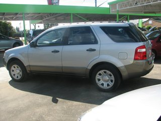 2007 Ford Territory 7 Seater Wagon.