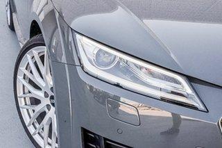 2016 Audi TT Coupe.