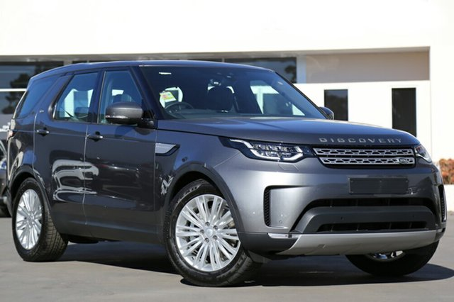 New Land Rover Discovery TD6 HSE, Narellan, 2017 Land Rover Discovery TD6 HSE SUV