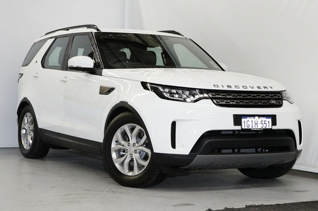 Demonstrator, Demo, Near New Land Rover Discovery TD6 SE, Osborne Park, 2017 Land Rover Discovery TD6 SE Wagon
