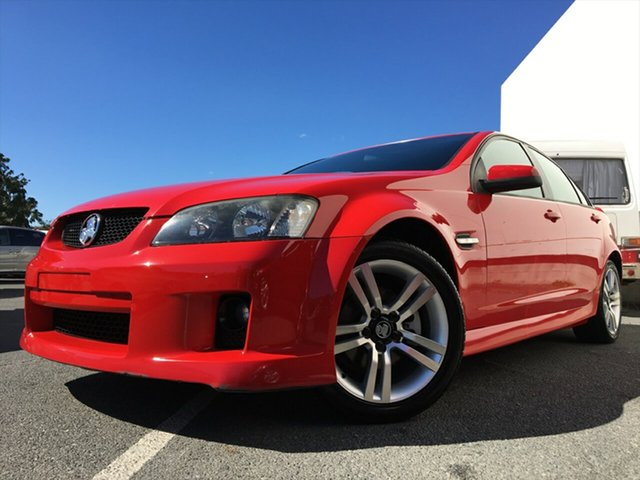 Used Holden Commodore SV6, Underwood, 2006 Holden Commodore SV6 Sedan