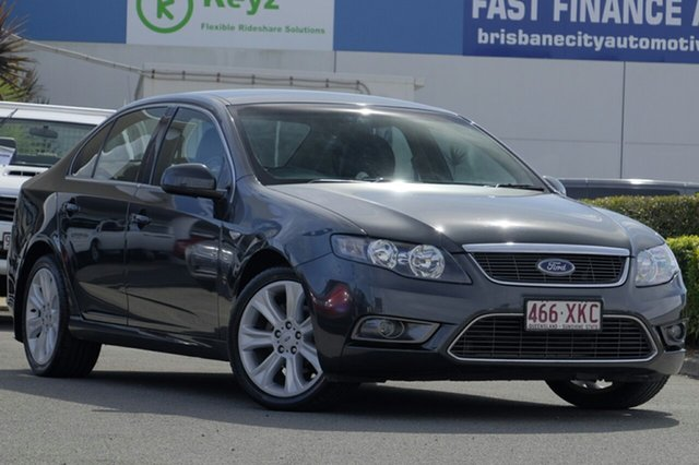 Used Ford Falcon G6 Limited Edition, Bowen Hills, 2009 Ford Falcon G6 Limited Edition Sedan