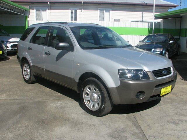 Used Ford Territory 7 Seater, Casino, 2007 Ford Territory 7 Seater Wagon