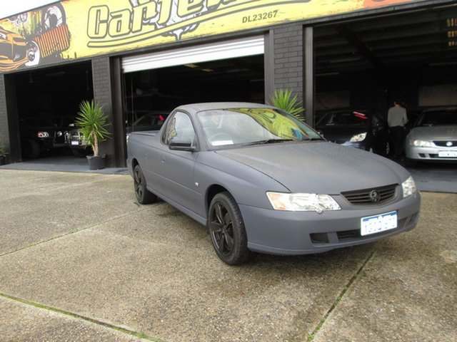 Used Holden Commodore Ute Executive, O'Connor, 2003 Holden Commodore Ute Executive Utility