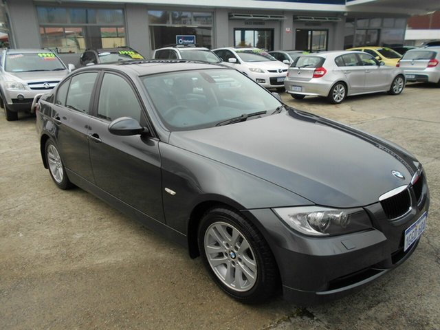 Discounted Used BMW 320D Executive Steptronic, Victoria Park, 2008 BMW 320D Executive Steptronic Sedan