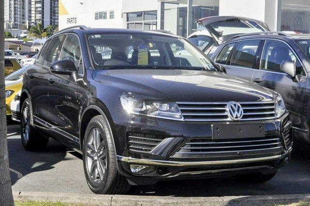 New Volkswagen Touareg, Southport, 2017 Volkswagen Touareg Wagon