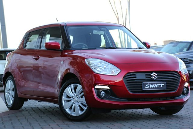 Discounted New Suzuki Swift GL Navigator Safety Pack, Narellan, 2017 Suzuki Swift GL Navigator Safety Pack Hatchback