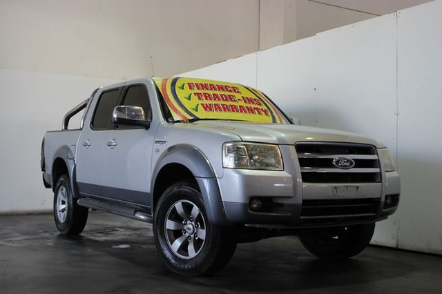 Used Ford Ranger XLT (4x4), Underwood, 2008 Ford Ranger XLT (4x4) Dual Cab Pick-up