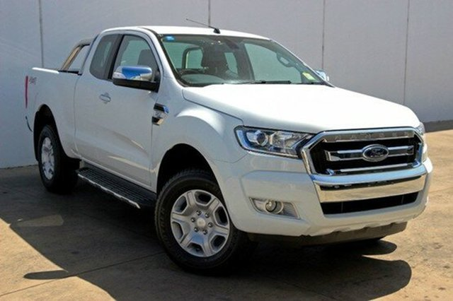 Demonstrator, Demo, Near New Ford Ranger XLT Super Cab, Morley, 2017 Ford Ranger XLT Super Cab Utility