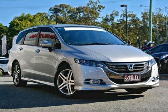 Used Honda Odyssey Luxury, Moorooka, Brisbane, 2011 Honda Odyssey Luxury Wagon