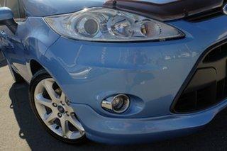 2010 Ford Fiesta Zetec Hatchback.