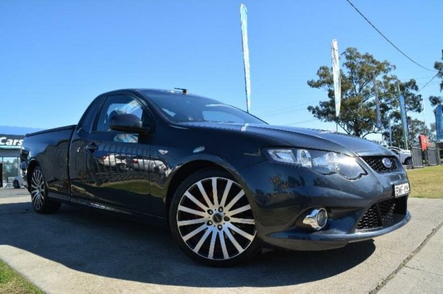 Used Ford Falcon XR6, Mulgrave, 2011 Ford Falcon XR6 Utility