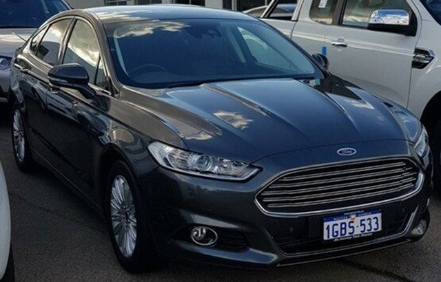 Demonstrator, Demo, Near New Ford Mondeo Trend SelectShift, Morley, 2016 Ford Mondeo Trend SelectShift Hatchback