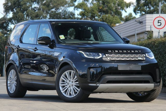 New Land Rover Discovery TD6 HSE, Concord, 2017 Land Rover Discovery TD6 HSE Wagon