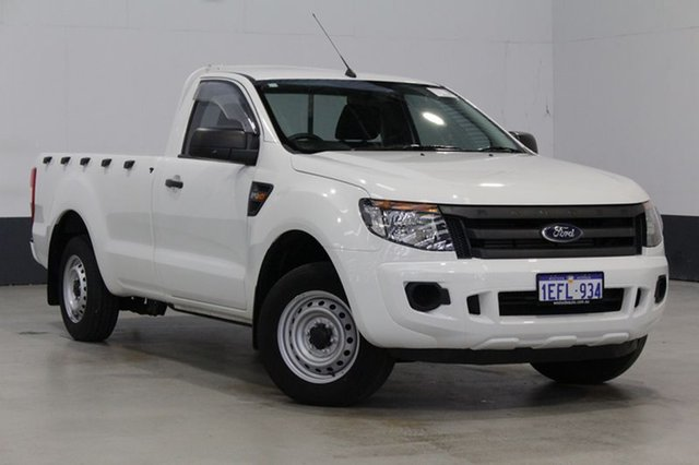 Used Ford Ranger XL 2.2 (4x2), Bentley, 2013 Ford Ranger XL 2.2 (4x2) Cab Chassis