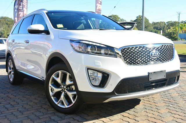 Discounted Demonstrator, Demo, Near New Kia Sorento Platinum AWD, Southport, 2017 Kia Sorento Platinum AWD SUV