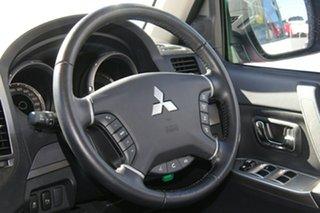 2017 Mitsubishi Pajero GLS Wagon.