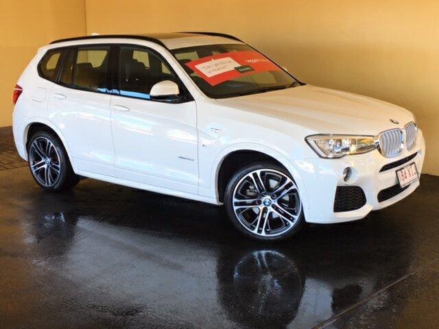 Used BMW X3 xDrive 30D, Toowoomba, 2014 BMW X3 xDrive 30D Wagon