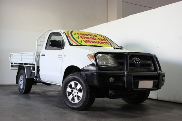 Used Toyota Hilux SR (4x4), Underwood, 2007 Toyota Hilux SR (4x4) Cab Chassis