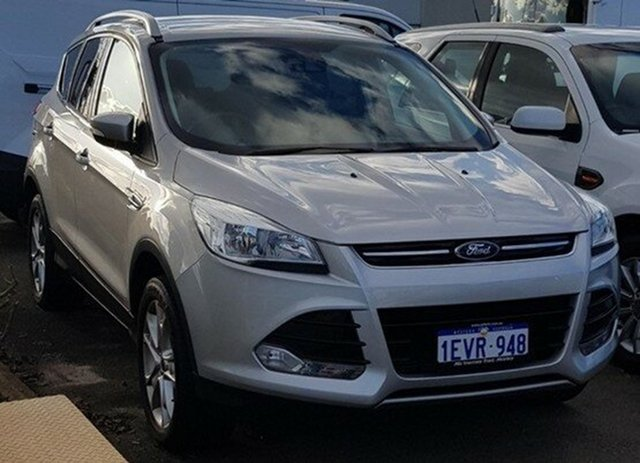 Demonstrator, Demo, Near New Ford Kuga Trend AWD, Morley, 2015 Ford Kuga Trend AWD Wagon