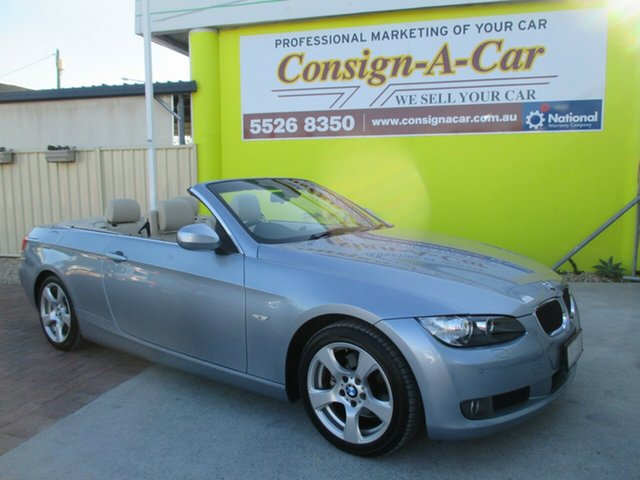 Used BMW 320D Steptronic, Bundall, 2009 BMW 320D Steptronic E93 MY10 Convertible
