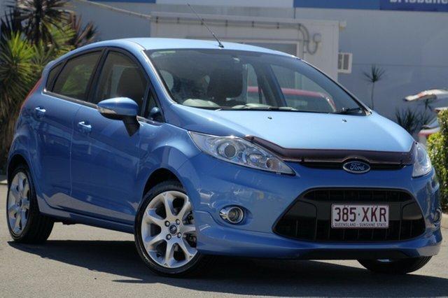 Used Ford Fiesta Zetec, Bowen Hills, 2010 Ford Fiesta Zetec Hatchback