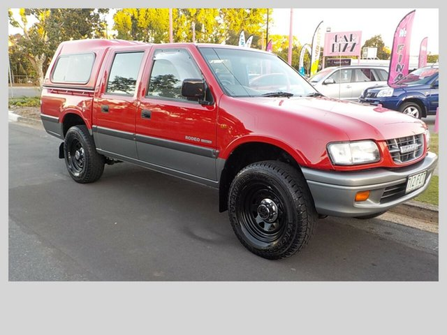 Used Holden Rodeo LT, Margate, 1999 Holden Rodeo LT Dual Cab