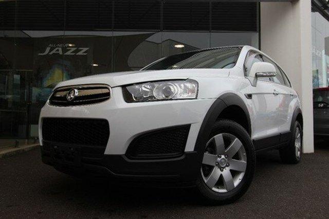 Used Holden Captiva 7 LS, Hoppers Crossing, 2014 Holden Captiva 7 LS Wagon